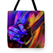 Unplugged Tote Bag