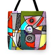 Untitled 901 Tote Bag