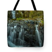 Upper Boulder Creek Falls Tote Bag