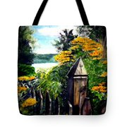 Upstate Winery Tote Bag