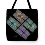 Urban Space Tote Bag