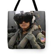 U.s. Navy Aviation Warfare Systems Tote Bag