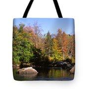 Usa, New York, Adirondack State Park Tote Bag