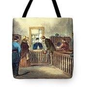 Va: Freedmens Bureau 1866 Tote Bag