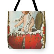 Valentine Design Six Tote Bag