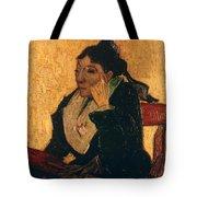 Van Gogh: Larlesienne, 1888 Tote Bag