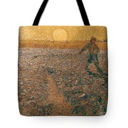 Van Gogh: Sower, 1888 Tote Bag