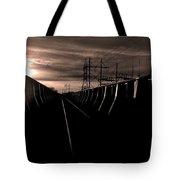 Vanishing #2 Tote Bag