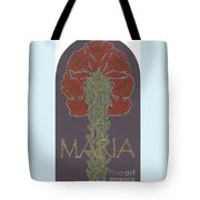 Variation On Our Lady Of Sorrows 236 Tote Bag