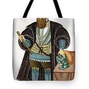 Vasco Da Gama, Portuguese Explorer Tote Bag