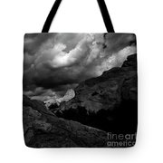 Vasquez Rocks Tote Bag