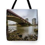 Vauxhall Bridge Tote Bag