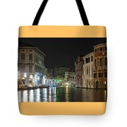 Romantic Venice  Tote Bag