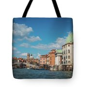 Venice Panorama Tote Bag
