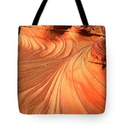 Vermilion Cliffs Dragon Tote Bag