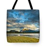 Vermilion Lakes Tote Bag