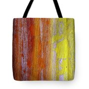 Vertical Interfusion Tote Bag