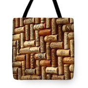 Vibrant Wines Tote Bag