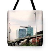 Vienna Modern Tote Bag