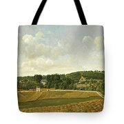 View Of Chatenay Tote Bag
