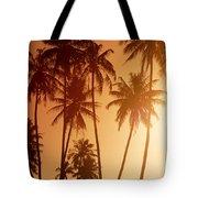View Of Tahiti Tote Bag