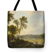 View Toward The Hudson Valley Tote Bag