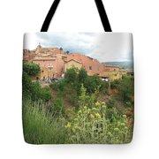 Village Roussillion Tote Bag