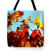 Vineyard 12 Tote Bag