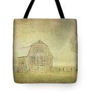 Vintage Barn Tote Bag