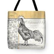 Vintage Farm 1 Tote Bag by Debbie DeWitt