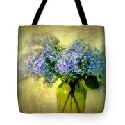 Vintage Lilac Tote Bag by Jessica Jenney