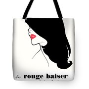 Vintage Paris Fashion Tote Bag