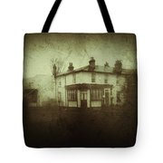 Vintage Public House Tote Bag by Fine Art By Andrew David
