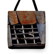 Vintage Skylight Tote Bag