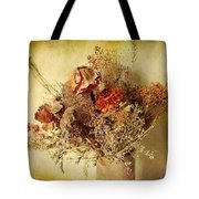 Vintage Still Life Tote Bag