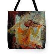 Violinist 67 Tote Bag
