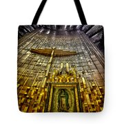 Virgen De Guadalupe 7 Tote Bag