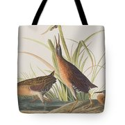 Virginia Rail Tote Bag