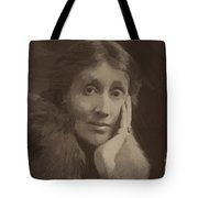Virginia Woolf Tote Bag
