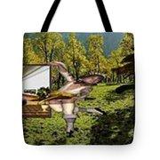 Virtual Exhibition - 17 Tote Bag