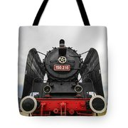 Viseu De Sus Steam Engine Tote Bag