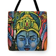 Vishnu Tote Bag