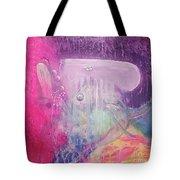 Visions Of Atlantis Tote Bag