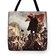 Vladimir Lenin (1870-1924) Tote Bag