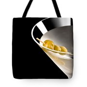 Vodka Martini Tote Bag