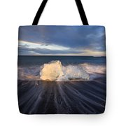 Voices Of Tides Tote Bag