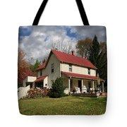 v's House Tote Bag