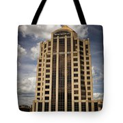 Wachovia Tower Roanoke Virginia Tote Bag