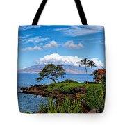 Wailea Point Tote Bag