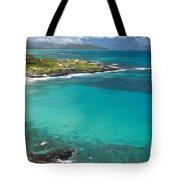 Waimanalo Coast Tote Bag